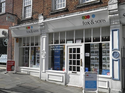 Estate agents in Crawley - Contact Us - Fox & Sons