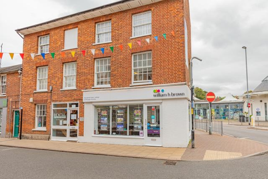 William H Brown Estate Agents in Cromer town centre would love to help you!
