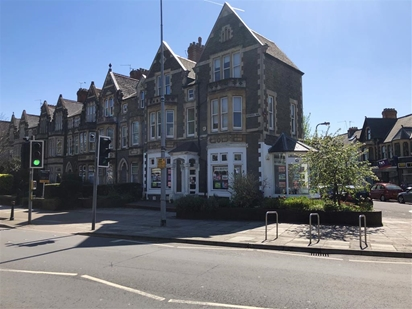 Allen & Harris Estate Agents in Pontcanna, could not be better placed as Pontcanna is perhaps one of the most fashionable places to be in the city!
