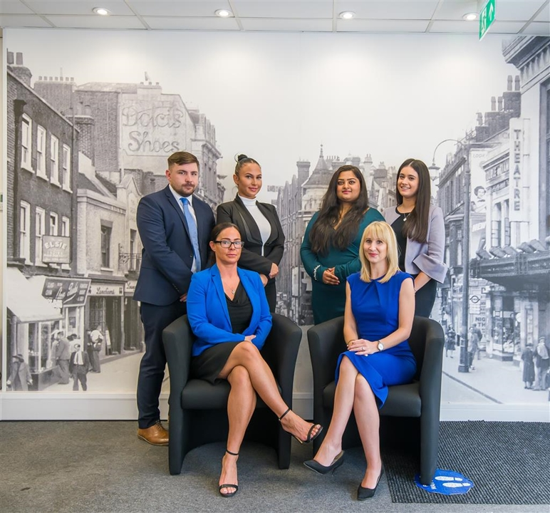 Meet the Residential Sales team. Here to help SELL your property or find your dream home, please call us today on 0208 680 9226!