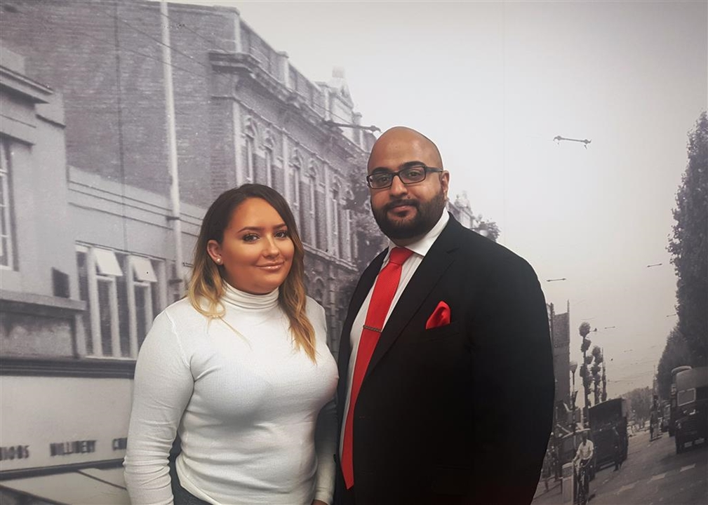 Let or Rent your property with our experienced letting's team & Manager Harj Sahota negotiator  Klaudia Piesko