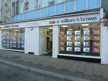 William H Brown Estate Agents Doncaster.