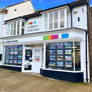 William H Brown, Estate Agents in Downham Market help you SELL or LET your property.