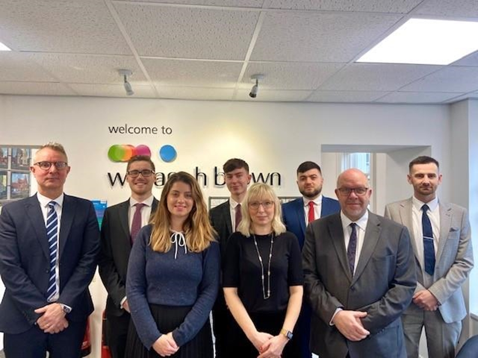 Meet the Sales team at William H Brown Estate Agents in the town centre in Dereham, who are ready to help sell your home!!