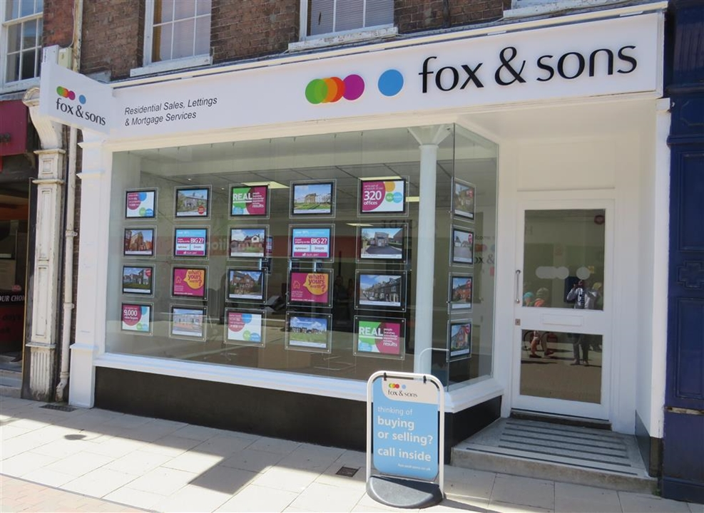 Fox & Sons Estate Agents, Dorchester