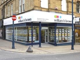 william h brown Estate Agents in Dewsbury.