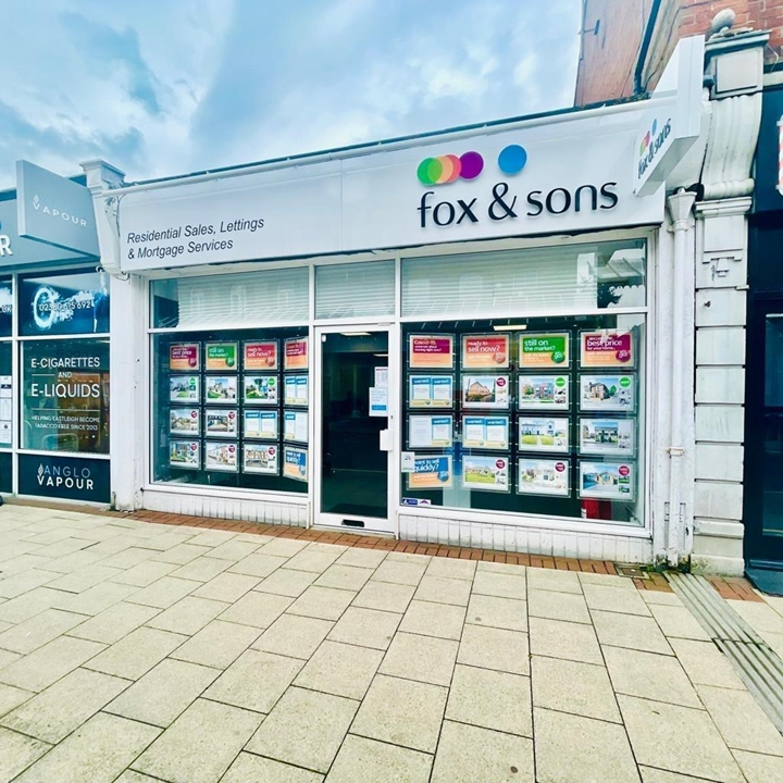 The experienced sales team at Fox & Sons are here to help you move home in the timescale that suits you