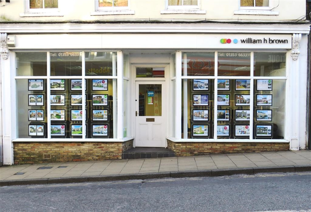 William H Brown, Ely would love to help you find your next home or sell your property in Ely and the surrounding areas.
