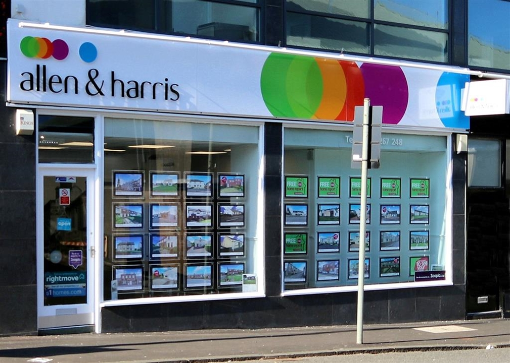 Allen & Harris Estate agents in Ayr