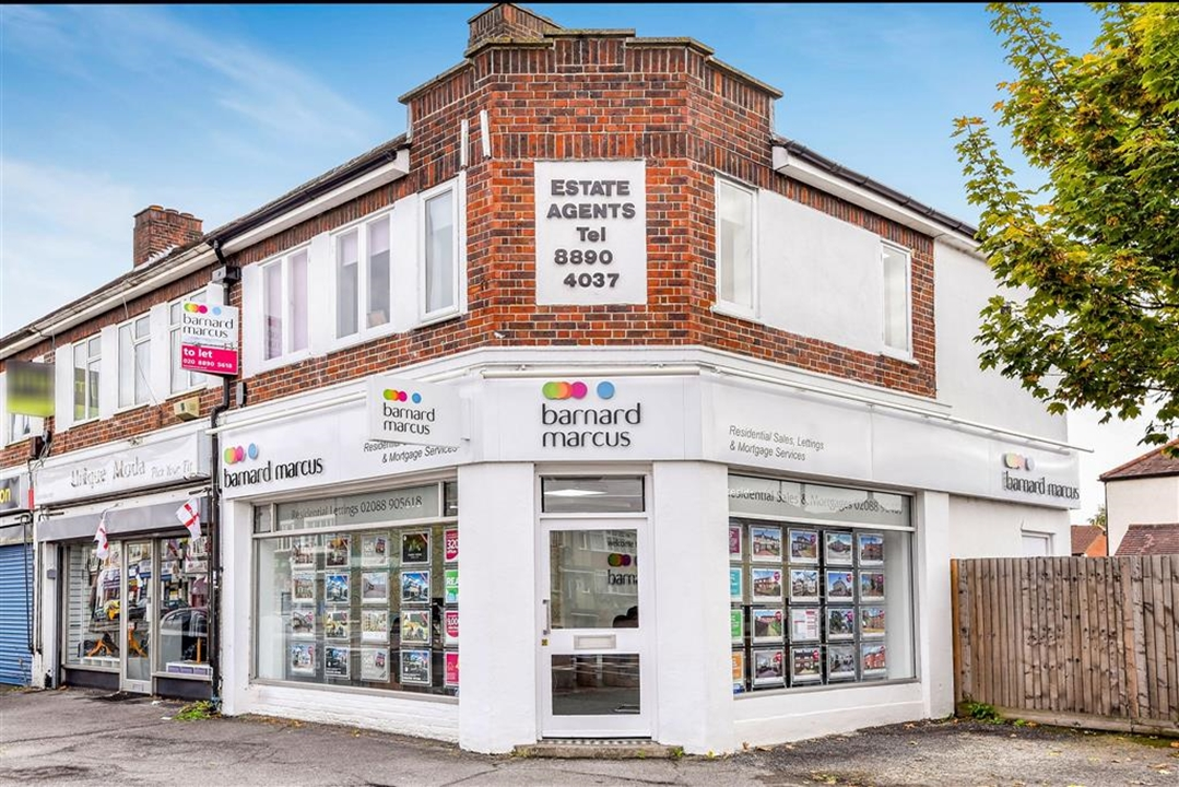 Barnard Marcus Estate Agents in Feltham offering a range of services including Buying, Selling, Letting, Renting and Mortgage Advise. Free Valuations!