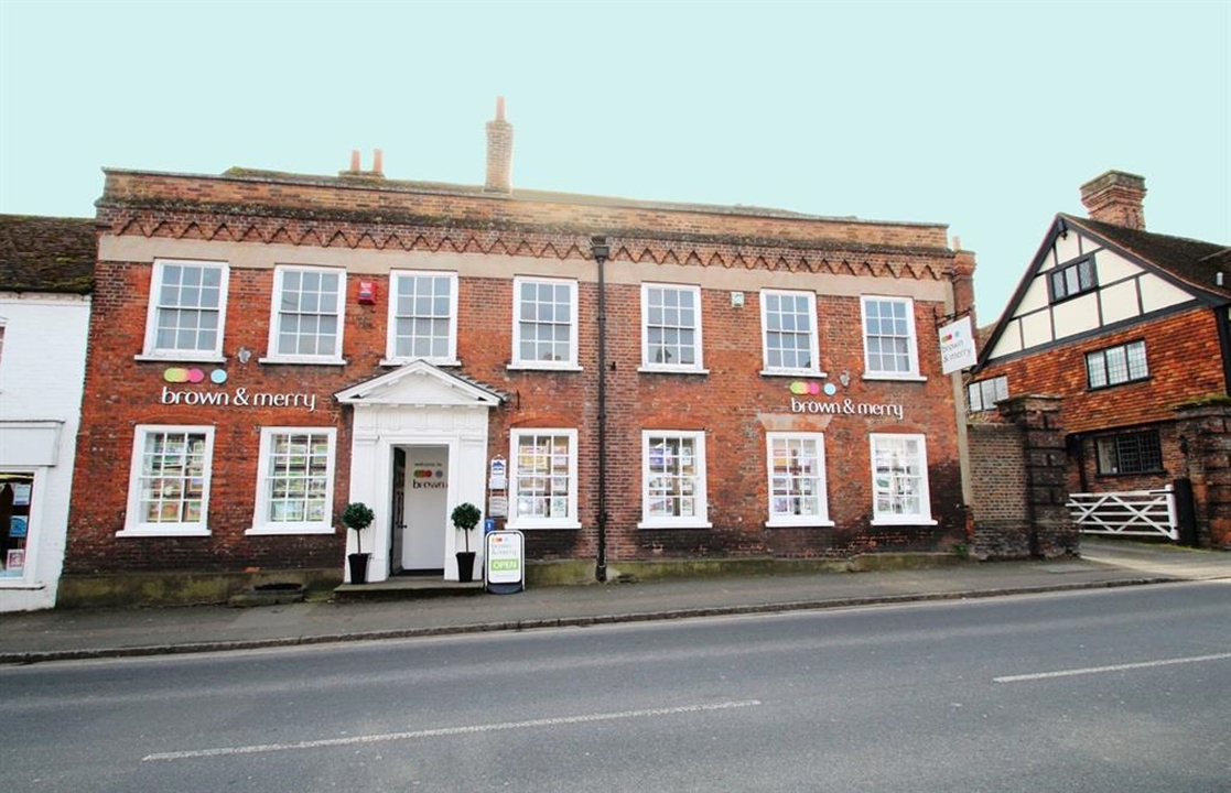 Brown & Merry Estate agents in Wendover Country House and Farm Sales