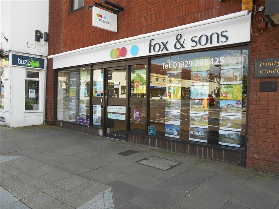 Fox and Sons estate agents in Fareham can help you sell, buy, let or rent property and provide mortgage advice and market appraisals.