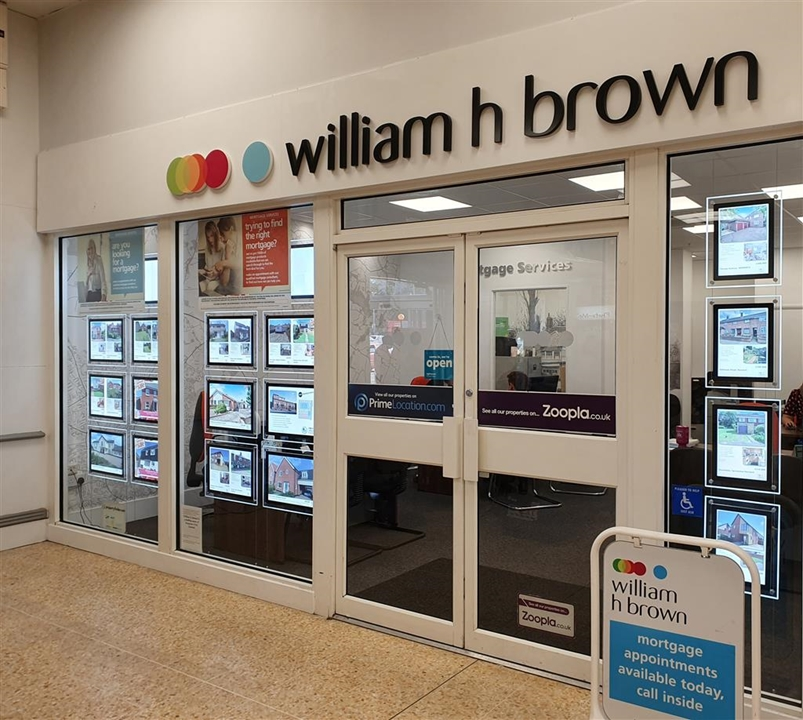 William H Brown Estate Agents, Sprowston. Buy, Sell, Let or Rent Through Us!