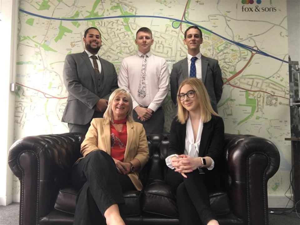 Our sales team are situated in a prime location on West Street, on hand to help you sell or let your house in Fareham.