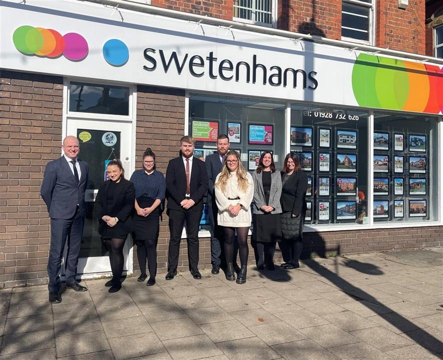 Swetenhams Estate agents in Frodsham