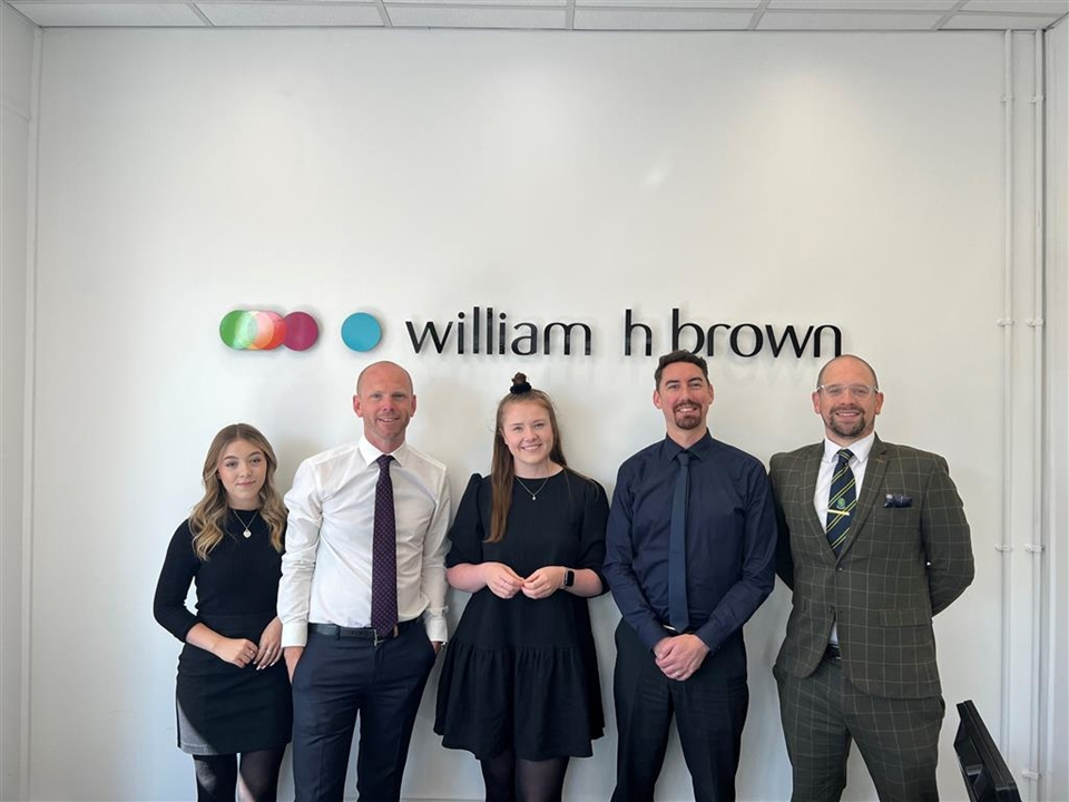 Meet the dedicated Residential Sales team at William H Brown, Unthank Road