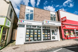 William H Brown Estate agents in Gorleston are located on the Busy High Street. Our team are on hand to offer you a wide range of services.