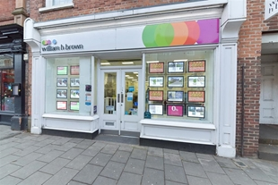 Looking at selling, buying, letting or renting? We can help YOU! Contact our SUCCESSFUL AND RELIABLE  team at William H Brown today on 01476 566363.