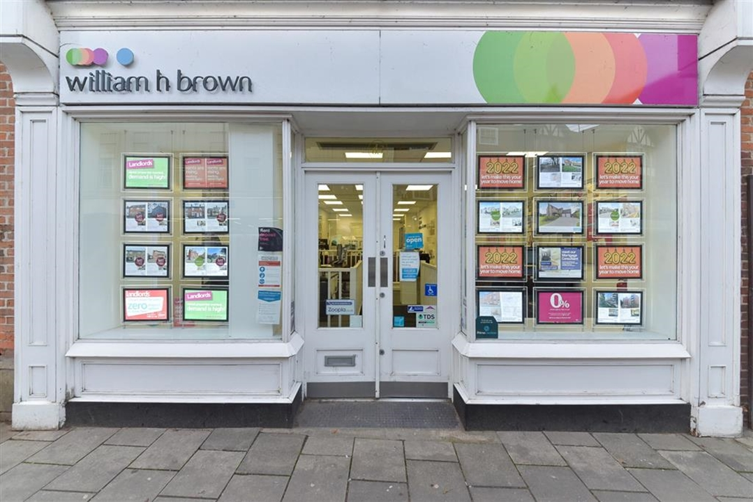 Contact our PRO-ACTIVE AND HELPFUL Estate Agents and Lettings team at William H Brown in Grantham today on 01476 566363