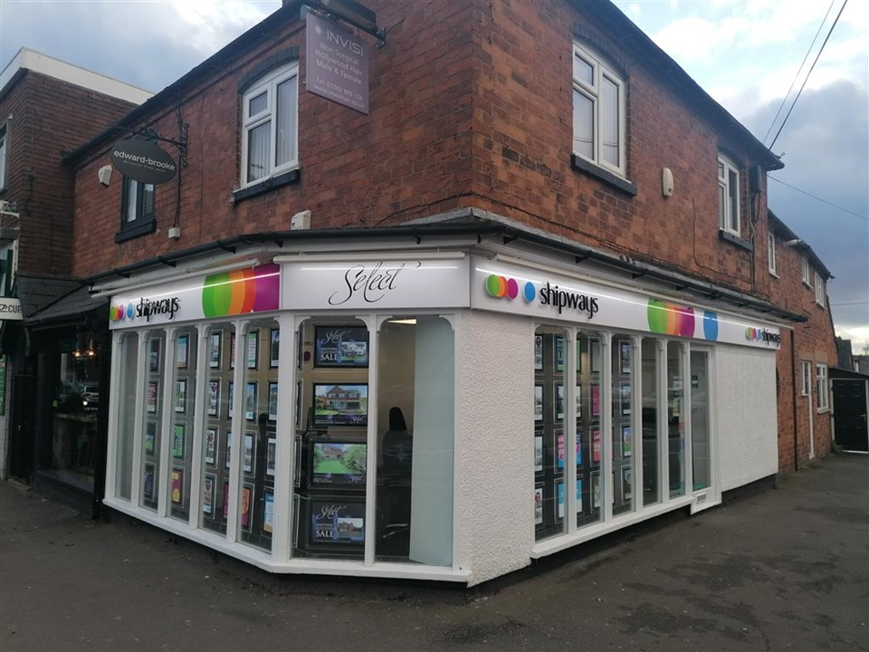 Shipways Estate Agents in Hagley Situated within Hagley village
