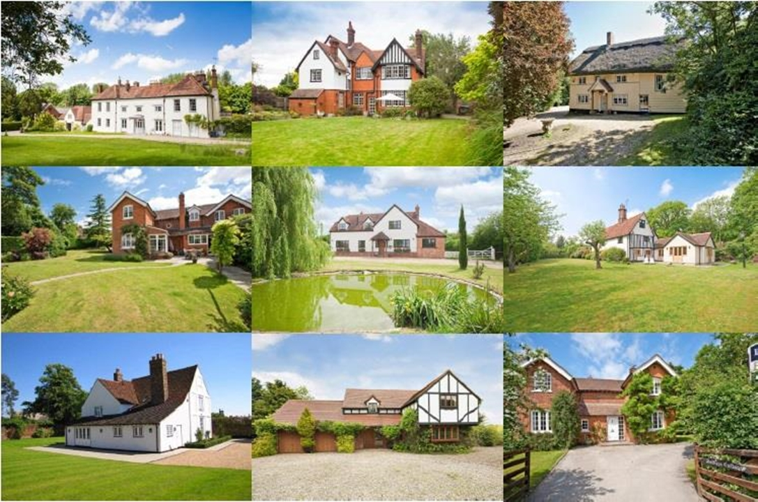 William H Brown Select, an exclusive marketing approach for high value, premium, character and village properties.