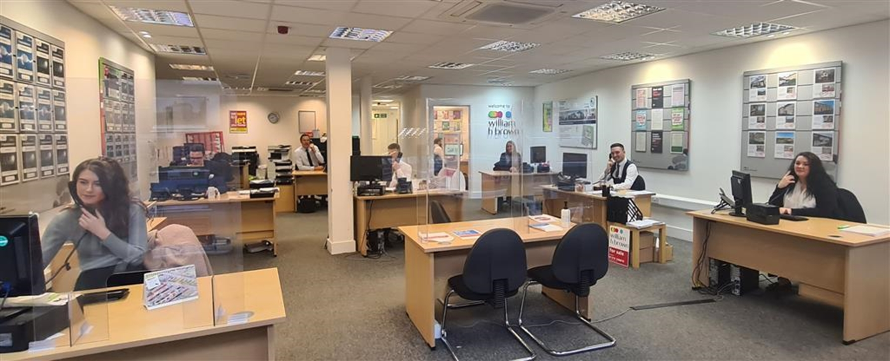 Dedicated Lettings Team - here to offer all of our landlords and buy-to-let investors the best possible service. Come in to meet the team today