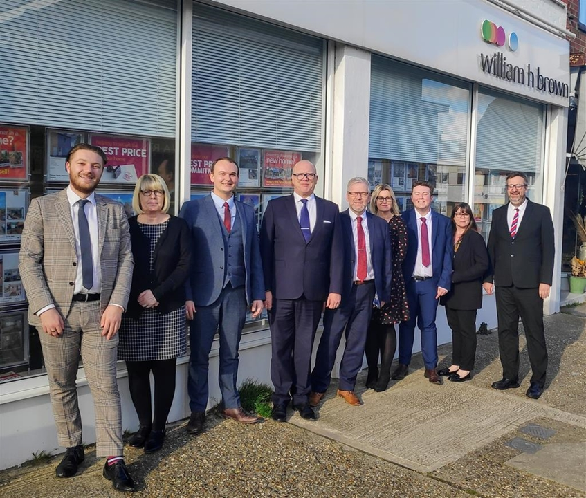 Our William H Brown Harwich Team here to help you to BUY,SELL, RENT or LET your home in and around Harwich Dovercourt area