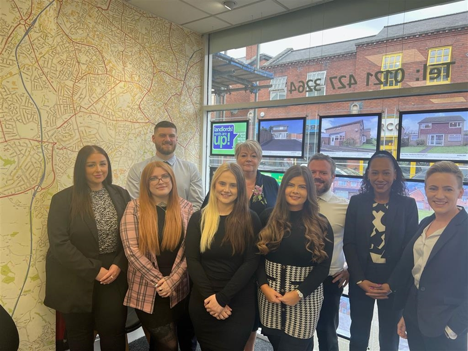 Our Fantastic Team of Sales People are here to give you a Great Service in both Selling or Letting your property for you. We will get you moving,
