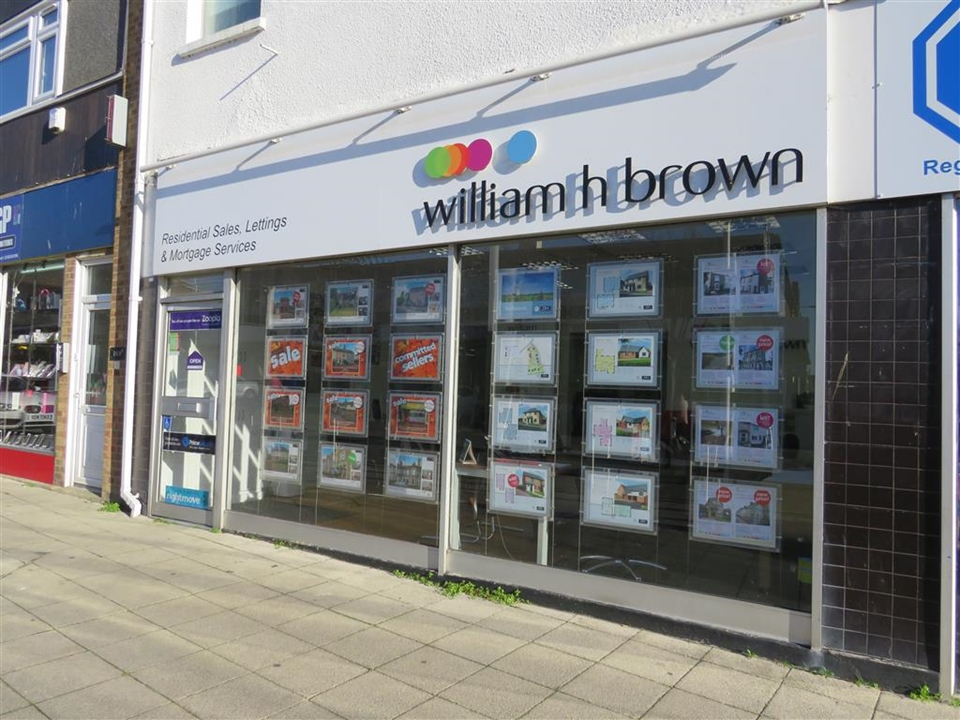 William H Brown Estate Agents Lowestoft