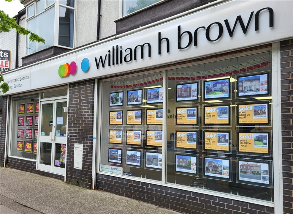 Sales Team, William H Brown Estate Agents, Holderness Road, East Hull