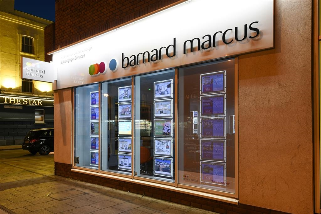 Grand opening attended by the Mayor of Sutton. Wallington's leading estate agencies flagship store.   Our Lettings team at Barnard Marcus, Wallington