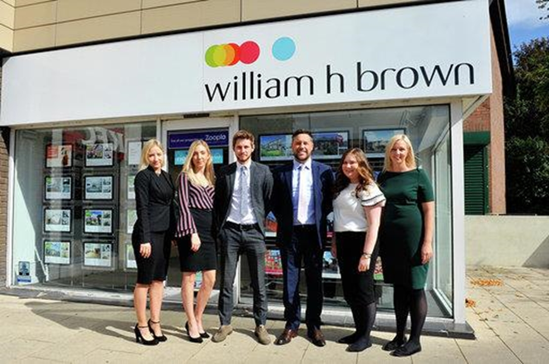 William H Brown are pleased to be supporting BTRS.