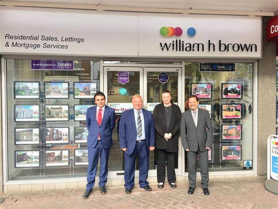 Meet the whole Bedford team... Pop in and see how we can help you with your property!