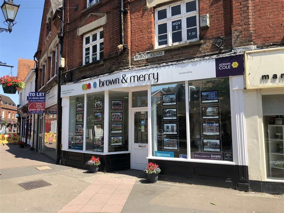Brown & Merry -  Estate agents in Chesham