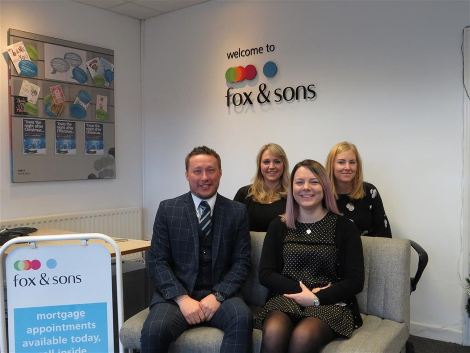 The team here at Fox & Sons would love to help sell your property and help buy your next home!