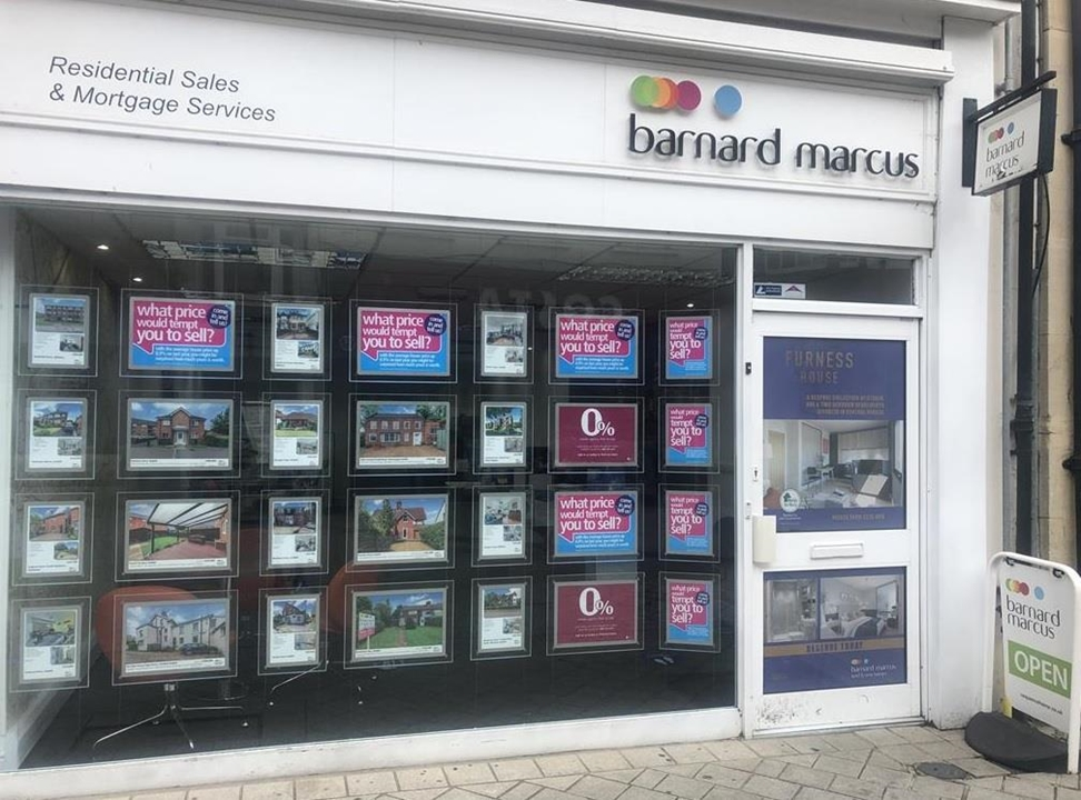Our lovely Redhill Barnard Marcus Branch is located on Station Road.