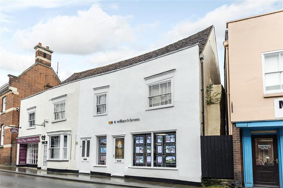 William H Brown Maldon - Your local agent for practical advice on all property matters such as selling, buying, conveyancing and mortgages.