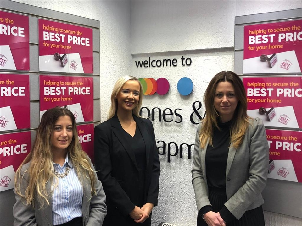 Looking to Buy or Sell in the Heswall Area? The Jones & Chapman Team would love to help you with your next move.