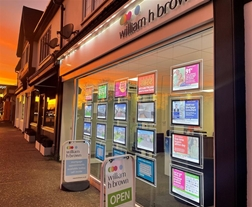 William H Brown - Residential Estate agents on Woodbridge Road East!