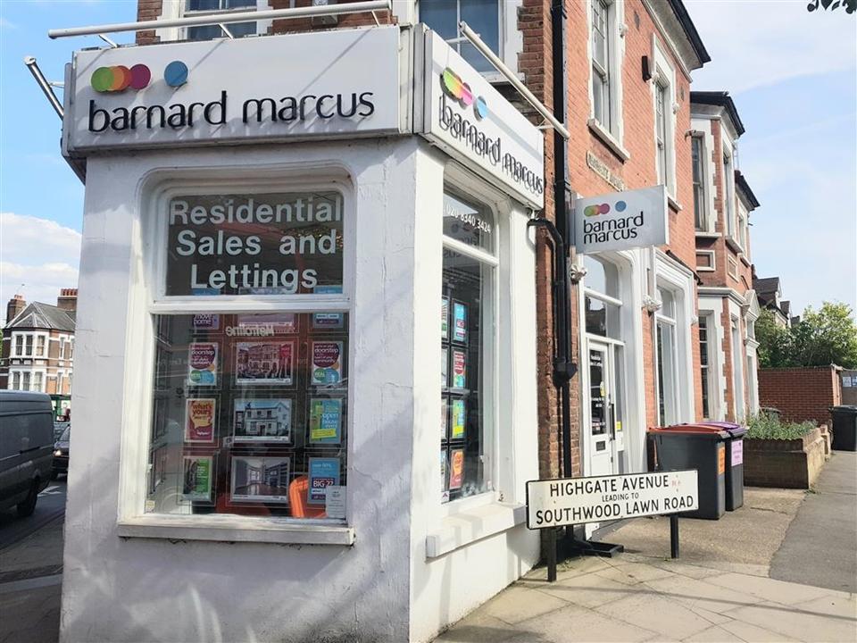 Barnard Marcus Estate Agents located In Highgate N6.