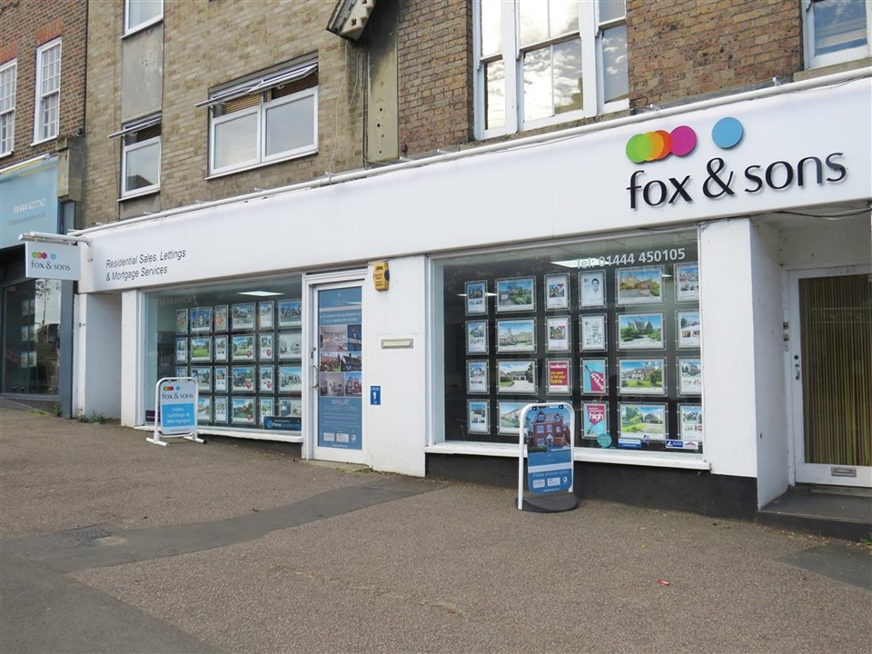 Welcome to Fox & Sons Estate agents in Haywards Heath. Your local office holds regular events for buyers, sellers and lettings!