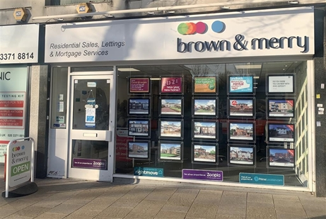 Brown and Merry Estate Agents in Watford