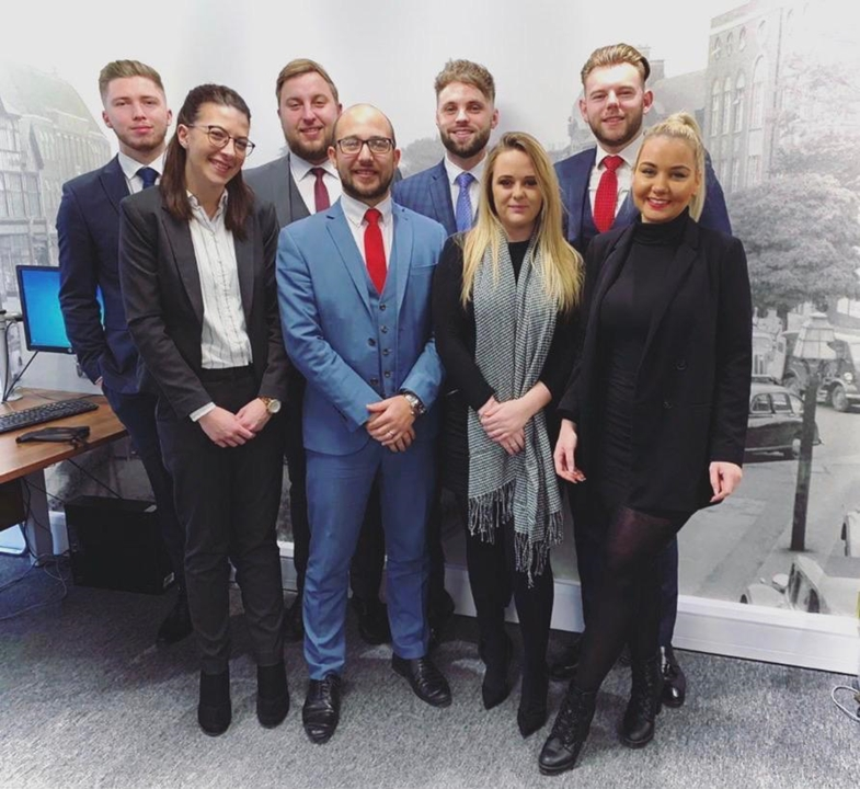 Come and meet the team! We're more than happy to help you find a property that you'll love, so why wait around? Pop in and speak to any one of us.