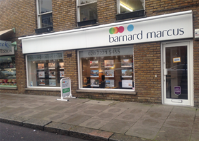 Barnard Marcus Estate Agents in the heart of Holland Park