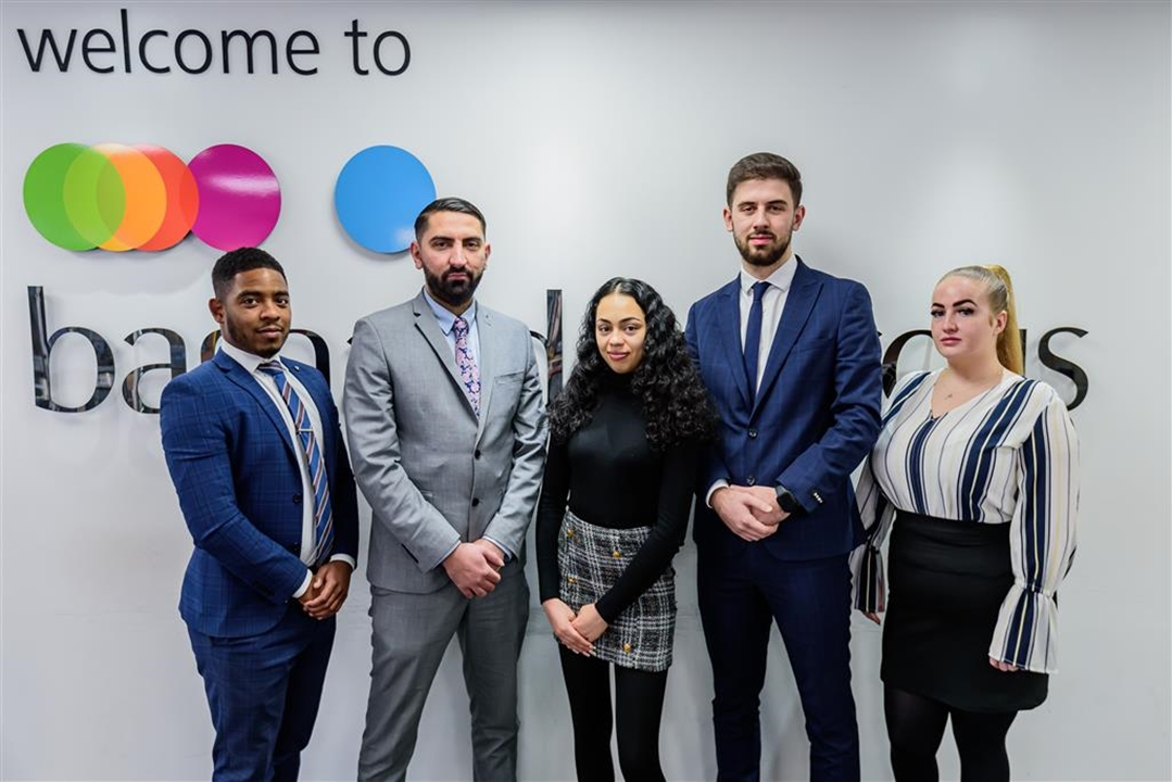 Residential Sales Manager, Steven Bakare brings a wealth of experience to Barnard Marcus in Peckham!
