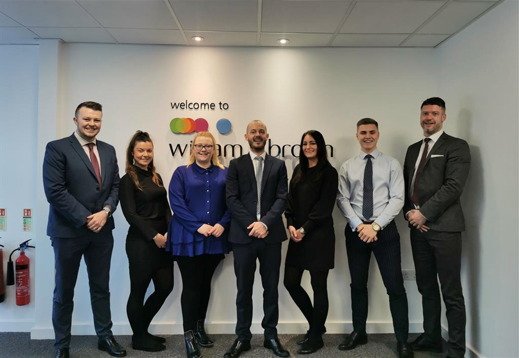 Meet the team at William H Brown Harlow. Call us today to see if we can help you move - 01279 433469.