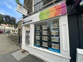 William H Brown, Estate Agents-Holmfirth, West Yorkshire, HD9 7DE. Central Location