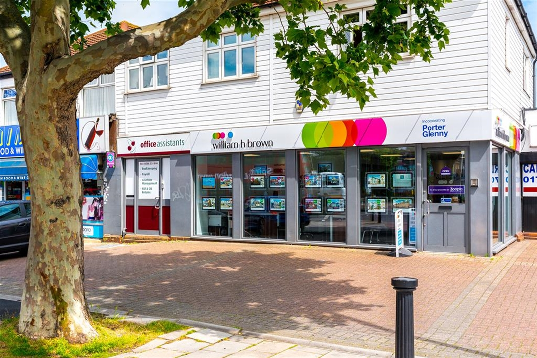 William H Brown - (Residential) Estate agents in Rainham