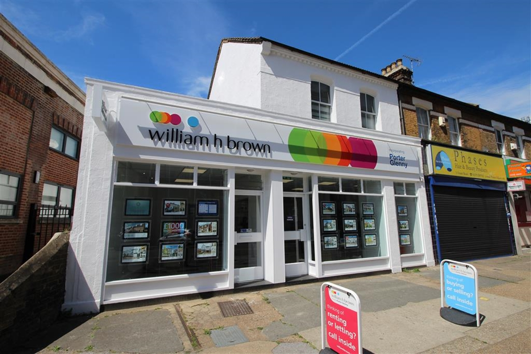 William H Brown - (Residential) Estate agents in Grays