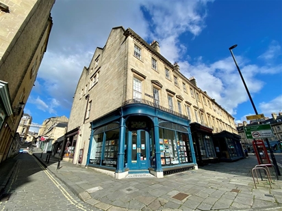 Allen & Harris Estate agents in Bath City Centre